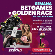 ByC - Semana Golden Race y Betgames